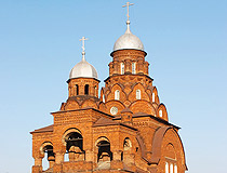 Trinity (Red) Church in Vladimir