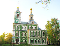 Nikitskaya Church in Vladimir