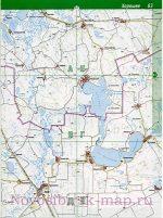 Карта искитимского района озера – Подробная карта Искитимского района Новосибирской области с деревнями
