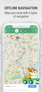 Мепс ми – MAPS.ME (MapsWithMe), detailed offline maps of the world for iPhone, iPad, Android
