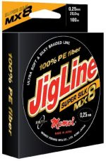 Jigline super silk mx8 отзывы – JigLine