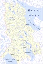 Самые большие озера карелии – Озёра Карелии — это… Что такое Озёра Карелии?