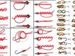 Рыболовные крючки вяжем – Все рыболовные узлы для крючков, поводков, лески